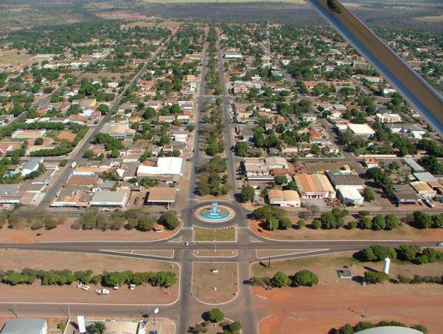 Água Boa Mato Grosso fonte: www.aguaboa.mt.leg.br